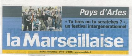 Une Marseillaise